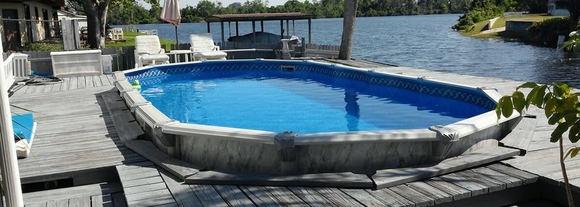 Orlando Semi Inground Pools Jacksonville Pool Installation
